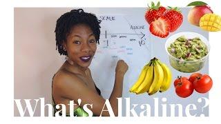 Understanding Alkaline Foods