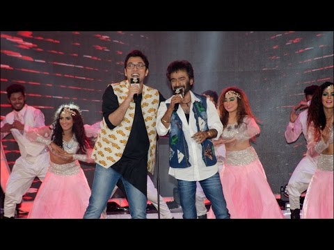 Anupam & Nachiketa perform together || MIrchi Music Awards Bangla