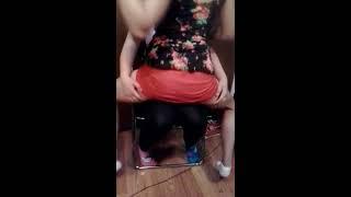 Girl On Girl Lap Dance