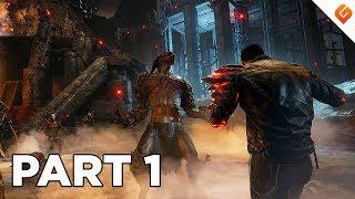 DEVIL'S HUNT Gameplay Walkthrough Part 1 - No Commentary