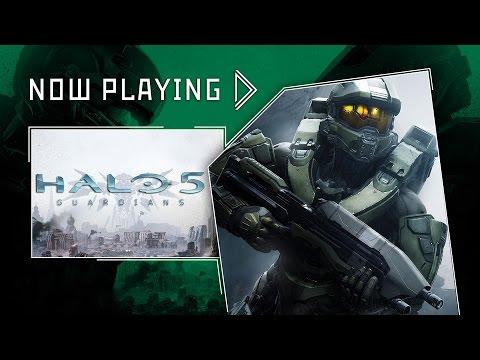 Более 2 часов роликов с прохождением сюжетной кампании Halo 5 появилось в сети