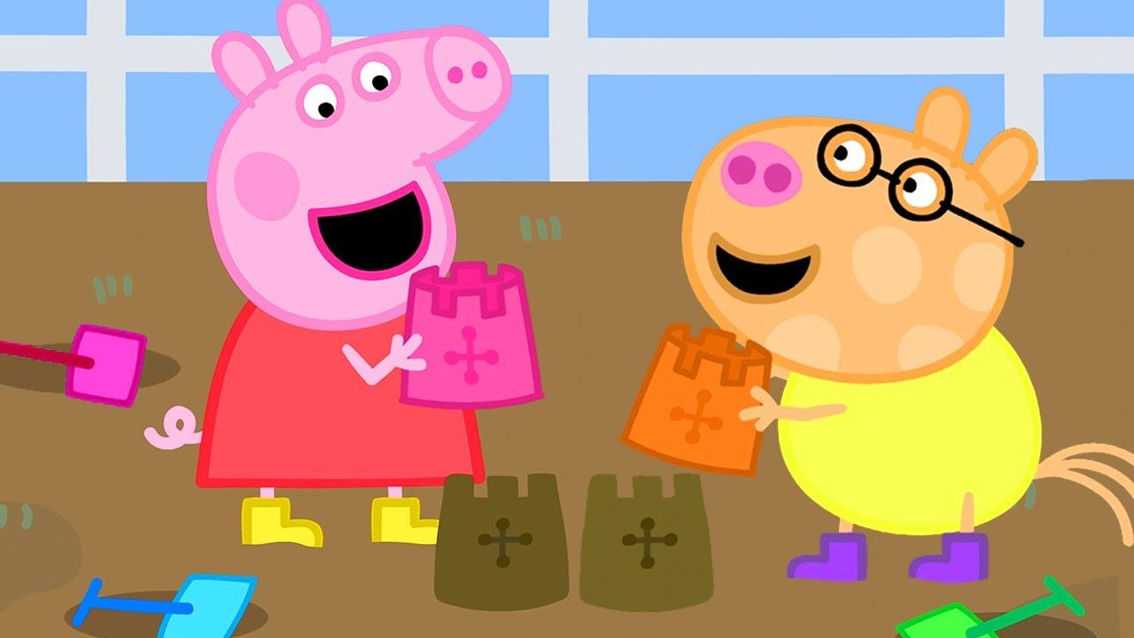 Peppa Pig Official Channel | Muddy Festival | Peppa Pig Season 8