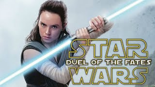 Leaked Star Wars IX: Duel Of The Fates Script Is REAL