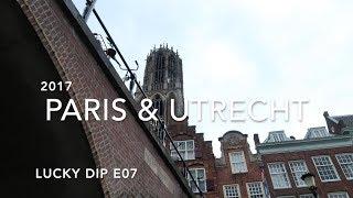 Gambar cover Fleeing a terrorist attack in Paris to get lost in Utrecht canals
