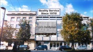 Handyman Hayward CA, Handyman in Hayward California