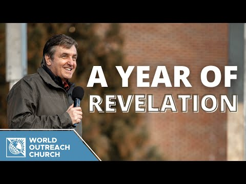 A Year of Revelation [Things Hidden & Revealed by God]