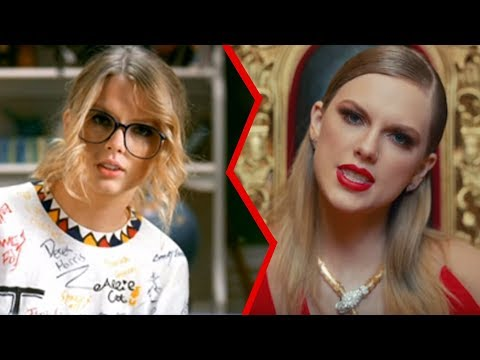 Thumbnail: The Evolution of Taylor Swift