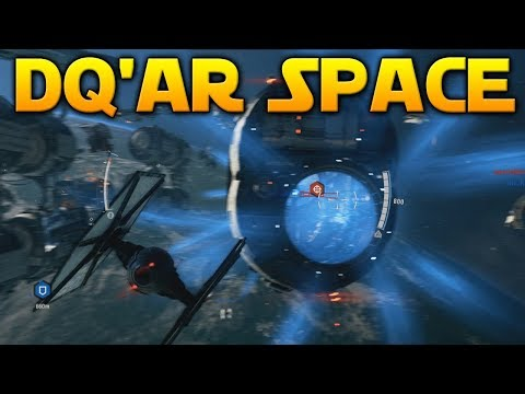 DQ'AR STARFIGHTER ASSAULT - Star Wars Battlefront 2