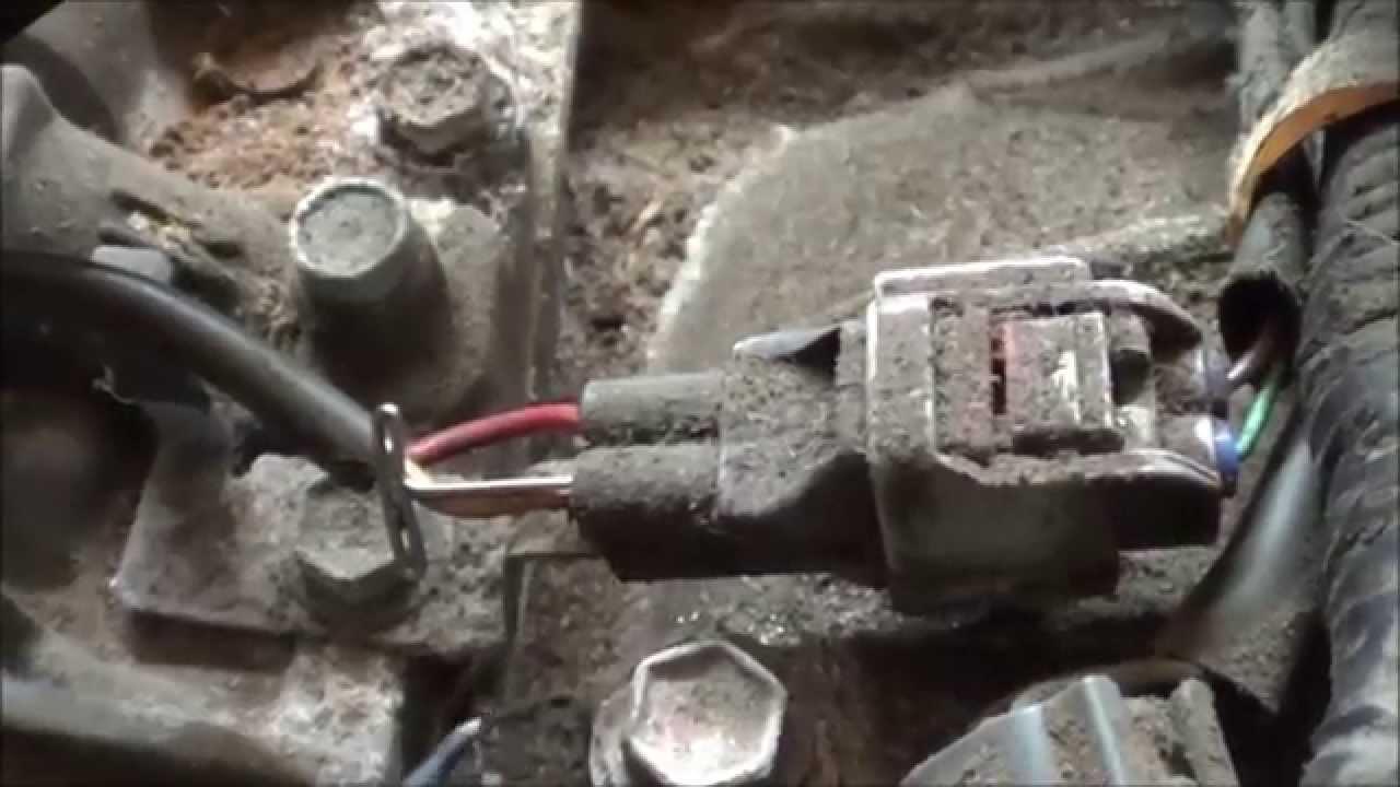 Fork Lift Ignition Wiring Diagram Starter
