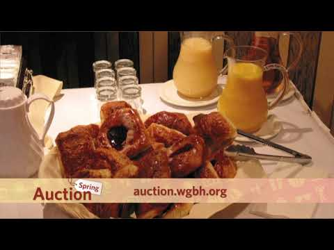 2014 WGBH Auction – #386 4 Night Montreal Getaway at the Hotel Le Cantlie Suites