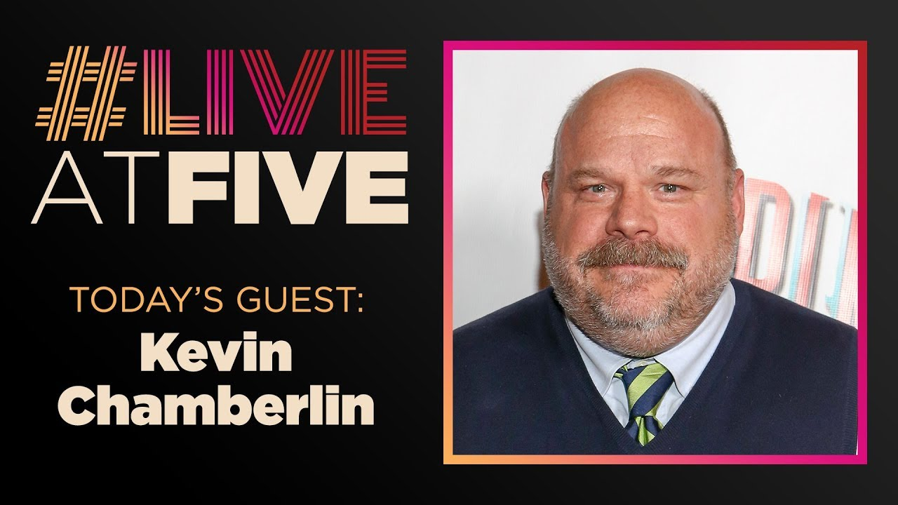 Kevin Chamberlin Not Dead: 'Jesse' Star Is Still Alive
