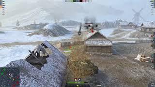 WoT Blitz Object 263 6872 Damage