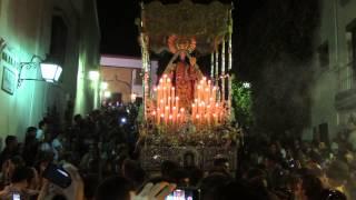 Virgen del Carmen Coronada por la Cuesta del Bailio 2014