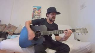 Talking to Myself (Linkin Park) acoustic cover by Joel Goguen