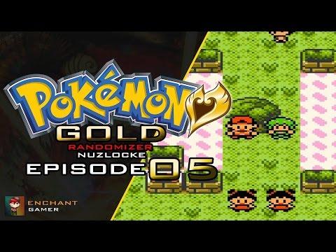 Pokemon Gold | Part 5: แก๊งร็อคเก็ตมาแล้ว [Randomizer Nuzlocke]