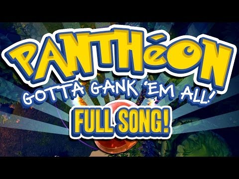 Instalok - Pantheon (Pokemon Theme Song Parody)