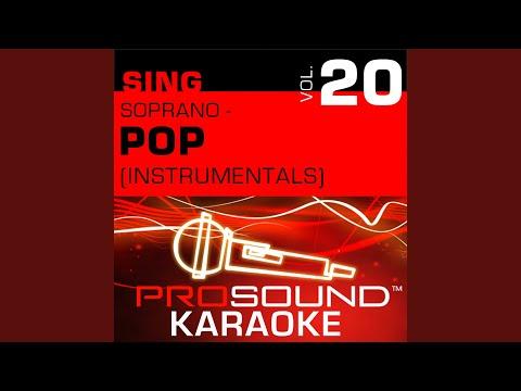 Jesus, Take the Wheel (Karaoke Instrumental Track) (In the Style of Carrie Underwood)