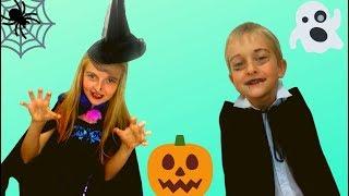 Tawaki kids Halloween Finger Family  Song  Nursery Rhymes for kids