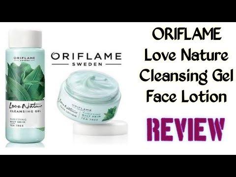oriflame-tea-tree-cleansing-gel-||-oriflame-products-||-oriflame-cleansing-gel-face-lotion-review-||