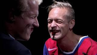 Veldig dyrt å le: Mads Hansen mot Erik Follestad