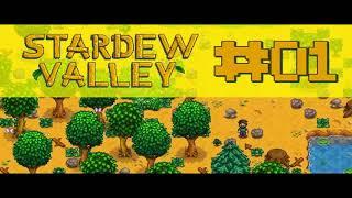 Stardew Valley / Deutsch / German / Version 1.2 / Gameplay / Part 9 Nächtlicher Waschbär