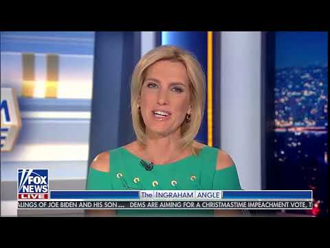 The Ingraham Angle 12/5/19 | Breaking Fox News December 5, 2019