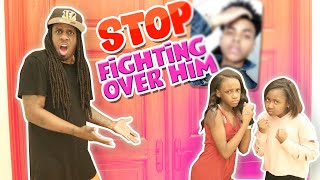 YAYA GETS INTO A FIGHT OVER A BOY (PRANK ON DAD)