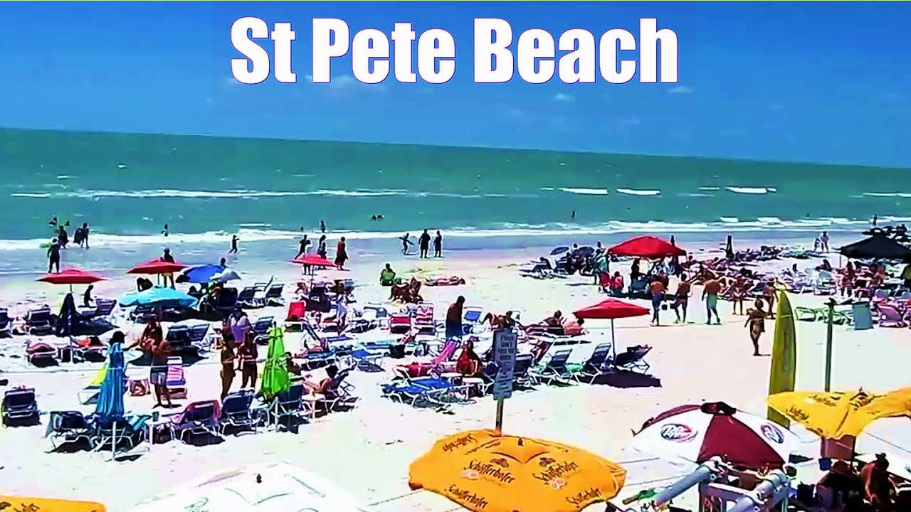 St Pete Beach Fl Travel Guide Hd