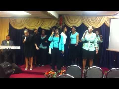 Adonai we worship you (Reaching the Nations)