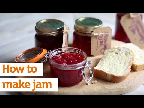 How to make jam | Recipe | Sainsbury's