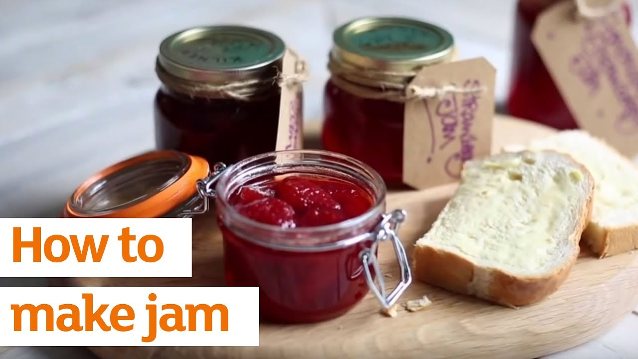 how to make jam recipe in hindi