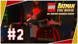 LEGO Batman 2 DC Super Heroes#2 ชายผู้น่าสงสาร