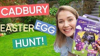 Cadbury ve Kanal Anne ile NİHAİ Aile Paskalya Yumurtası AVI Oluşturma AD |