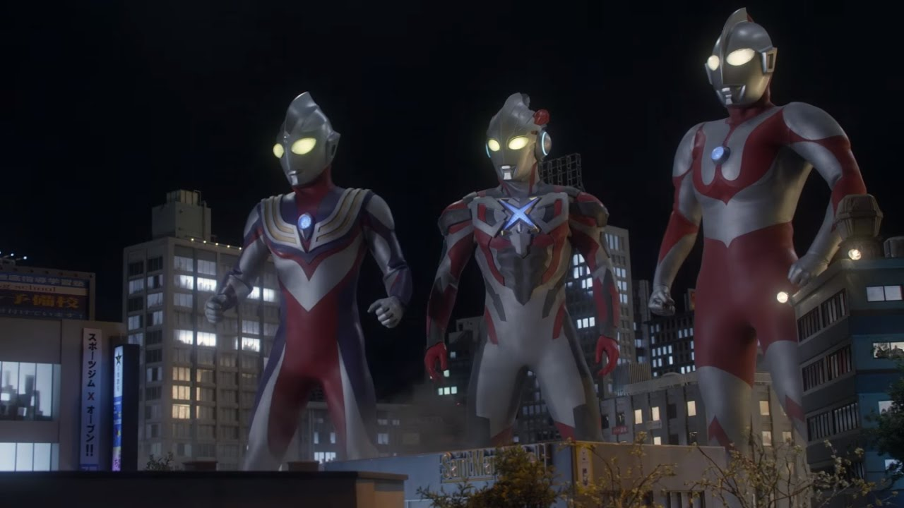 Ultraman X: The Movie   Behind the Scenes: The American Voices