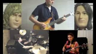 Rush Tom Sawyer - Multi-Nation Virtual Band Cover / Collaboration