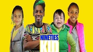 Nineties Kid: The Nineties Sitcom   Pilot Episode #NINETIESKID