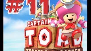 Captain Toadette: Treasure Tracker: Kampf auf den Turmspitzen -  Level 2:18 #11 [WiiU][german]