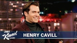 Henry Cavill on Doing His Own Stunts, Having Four Brothers, Football & The Witcher
