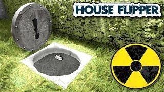 Bunkier przeciwatomowy (dla teściowej) - House Flipper   #4