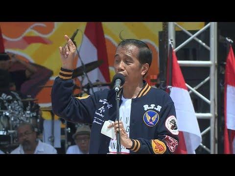 [FULL] Orasi Jokowi Di 'Alumni Jogja Satukan Indonesia' - NET YOGYA