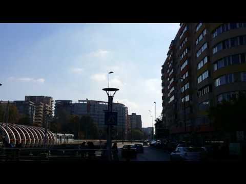 BUCURESTI 360° VIEW - Piata Obor / BUCHAREST - Obor Market   Octombrie 2016