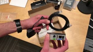 Obihai OBi200 VOIP Phone Adapter Unboxing