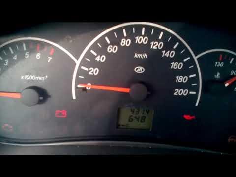 Приора 2008 года. Расход топлива.