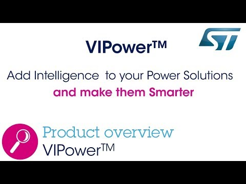 ST VIPower explainer