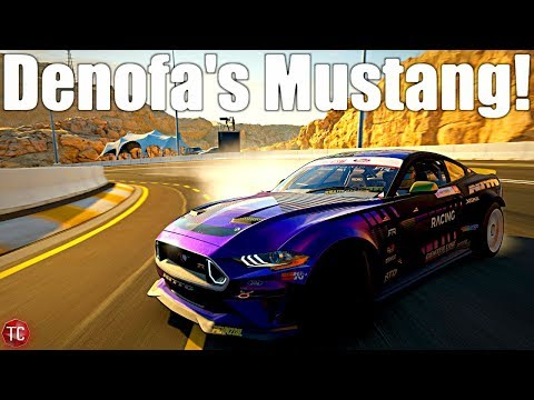 Forza Motorsport 7: NEW UPDATE!! Chelsea Denofa's FD Mustang Gameplay! + NEW DRIFT CAMERA!! thumbnail