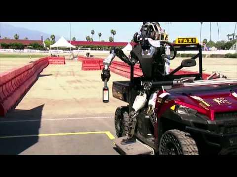 DARPA – Drunken robots