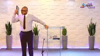 REDEEMING THE TIME IN EVIL DAYS | DR FRED | SUNDAY 25TH OCTOBER 2020