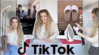 JE TESTE : Astuces vêtements (et pas que) TikTok !