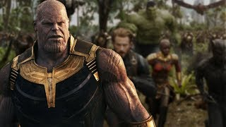 Why Thanos Did Nothing Wrong - One Shot