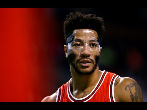 Derrick Rose Career Mix Mask Off Youtube